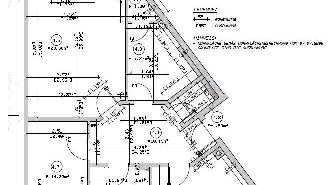 Grundriss Unterpörlitzer Str. 32 3RW