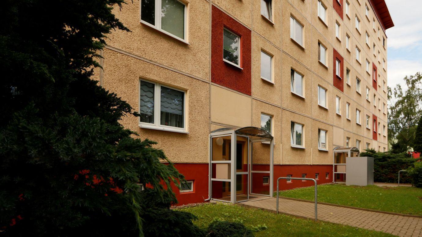 Stollen 3-8 Eingänge WG: Stollen Neubau