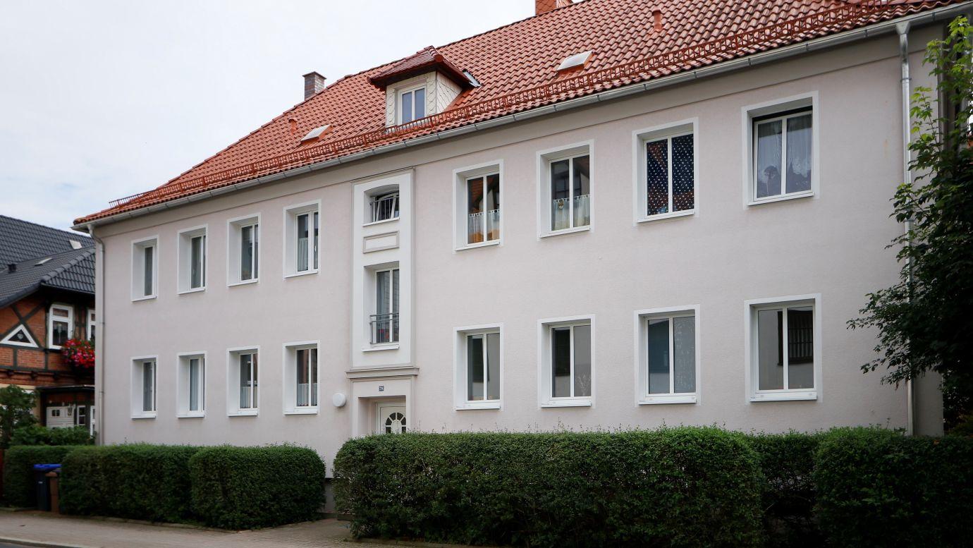 Weimarer Straße 20 WG: Altstadt