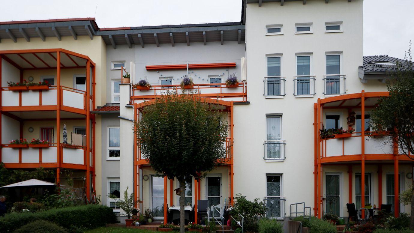 Unterpörlitzer Str. 32 Hofansicht WG: Altstadt