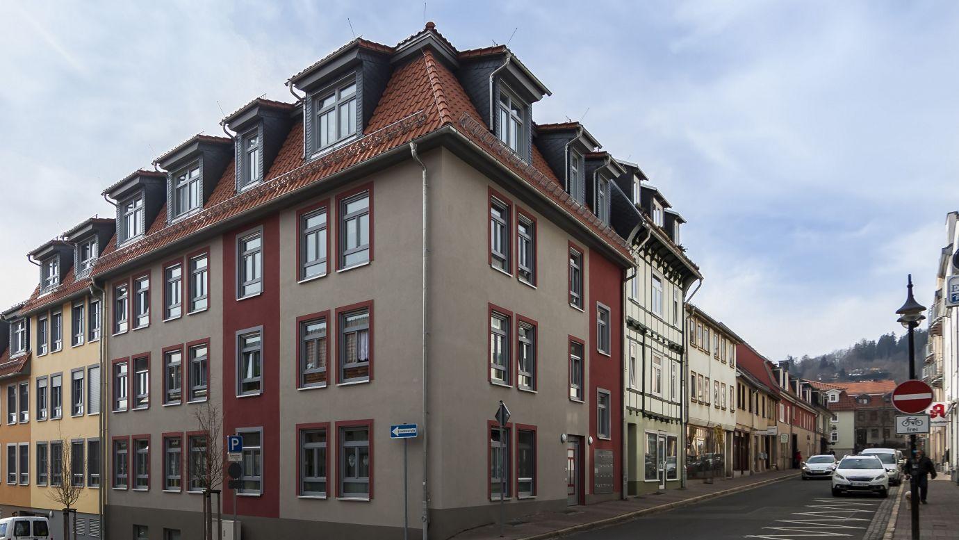 Weimarer Str. 14 WG: Altstadt