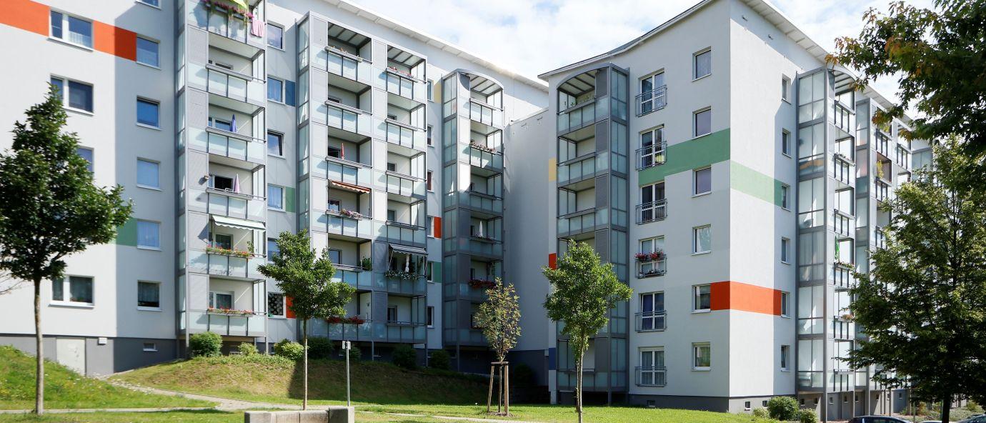 E.-Abbe-Straße 6-14 WG: Pörlitzer Höhe